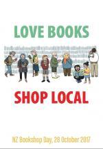 Love Books Shop Local