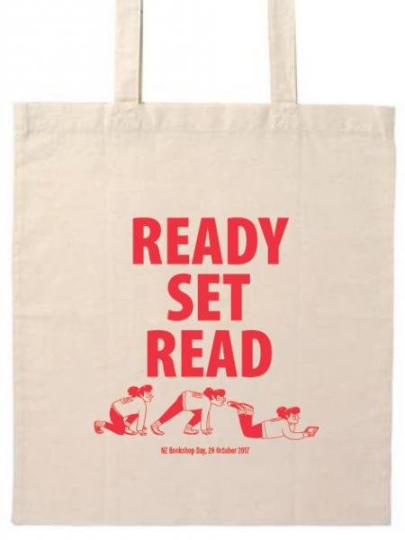Ready Set Read Tote
