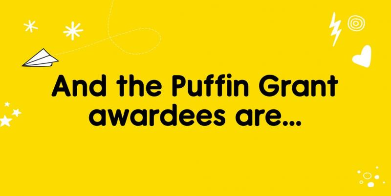 puffin grant awardees