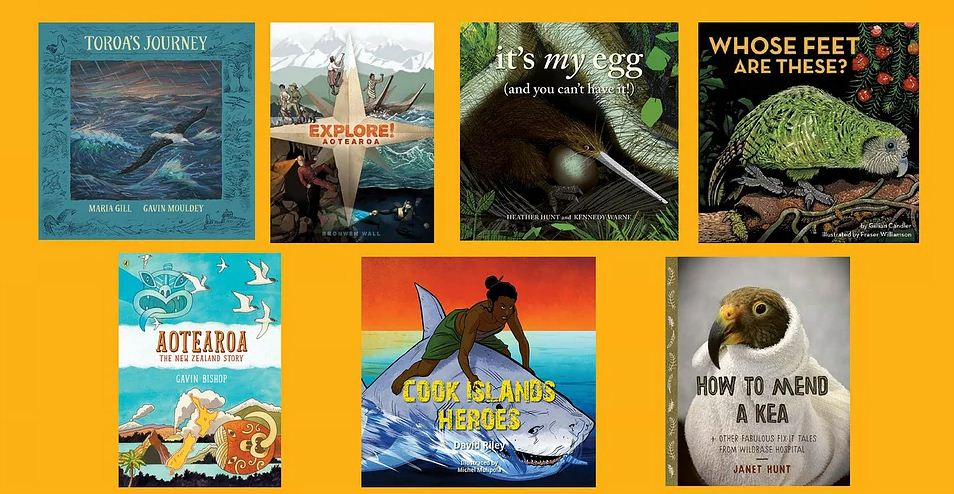 Book Covering Nz : Thirty four excellent kiwi kids books ripe for reading