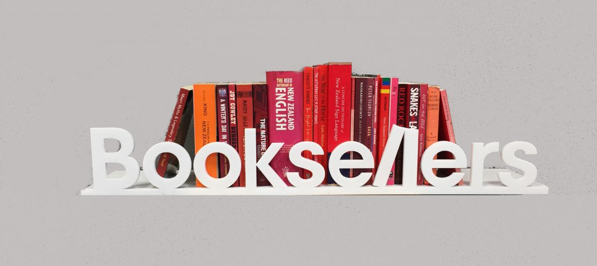 About Us - Booksellers NZ