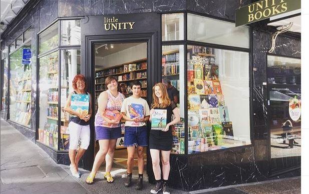 little unity staff in summer