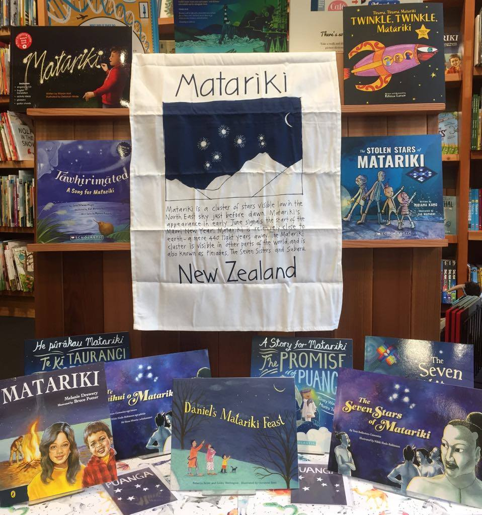 The Rise of te ao Māori on our Bookshelves - Booksellers NZ